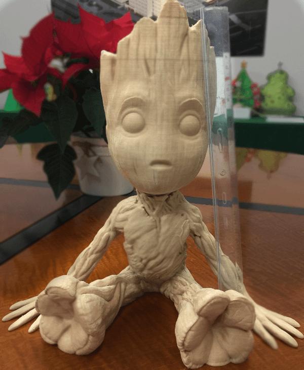 PRI-MAT3D Wood drewno filament