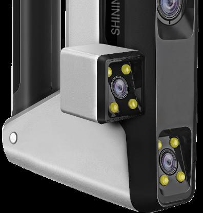 Estetyka i nowoczesny design skanera 3D EinScan-Pro
