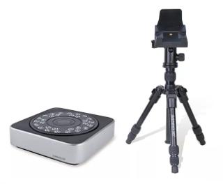 Statyw i stolik obrotowy dla skanera EinScan-Pro+