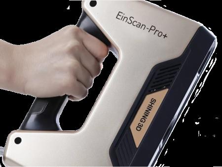 Nowy design skanera EinScan-Pro+