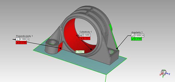 Skaner 3D do kontroli jakości SMARTTECH scan3D qualify