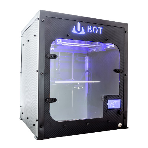UBOT 3D S+ with front panel