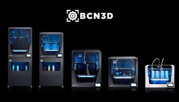 The great premiere of BCN3D 3D printers