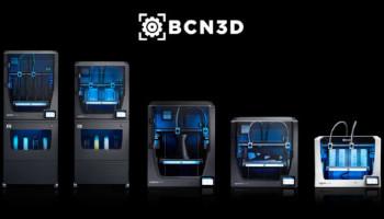 Meet the BCN3D Epsilon and BCN3D Sigma 3D printing series