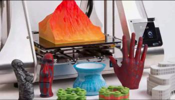 Multi-material prints
