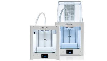 Ultimaker 2+ Connect 3D printer: Successor to the Ultimaker 2+ printer
