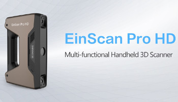 W miarę obiektywnie - EinScan PRO HD