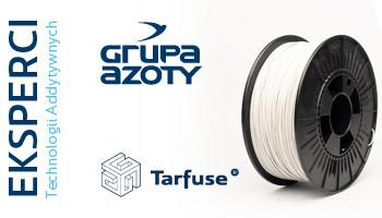 Filamenty Grupy Azoty są już dostępne w naszej ofercie.