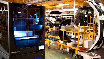 Nissan - wdrożenie narzędzi, przyrządów i osprzętu drukowanych w 3D