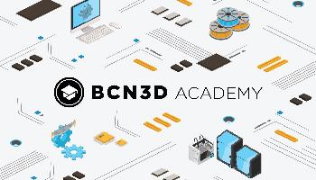 The BCN3D Academy makes 3D printing as simple as ABC